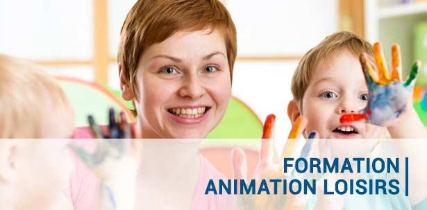 Formation d'animation loisirs DAFA